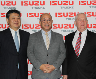 Isuzu Truck SA welcomes new CEO