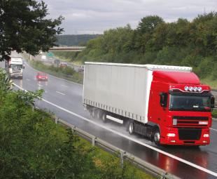 European-design truck tyres for SA