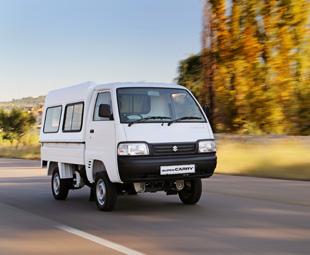 Suzuki introduces its first LCV in SA