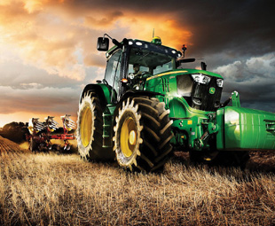 Let's talk tractors
