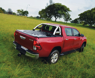 New looks and mechanicals mean the Hilux is a new, improved beast.