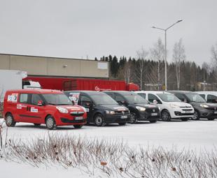 Arctic Van Test 2016