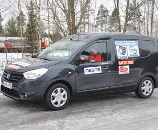 Dacia Dokker Van 1.5 dCi 90 Ambiance