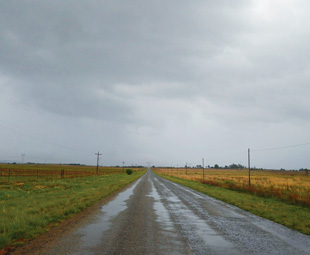 The Free State: where the roads are bad and the drivers (mostly) worse.