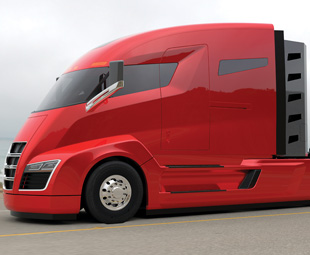 Is Nikola one the future of long-distance trucking?