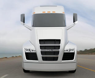 Nikola One, if successful, could bring a totally new shape, and technology direction, to long-distance trucking.