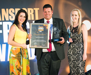 Dachser South Africa named Freight and Logistics Company of the Year