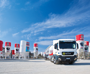 Modern day trucking challenges the status quo