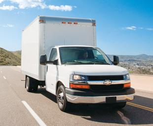 General Motors has contracted Navistar to build the cutaway version of its Chevrolet and GMC G Van range.