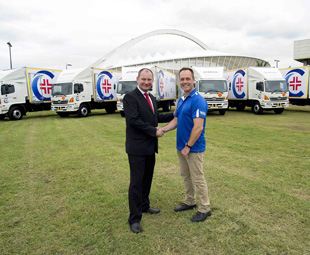 Serco delivers new bodies to leading medical waste company