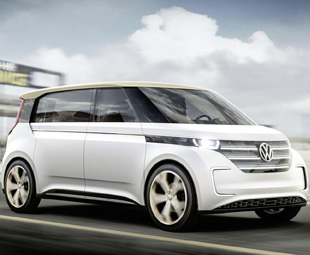 VW's victorious van of the future