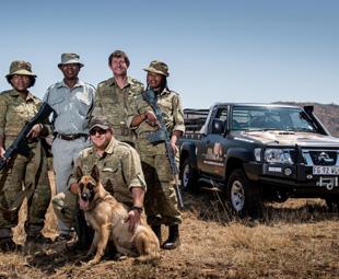 Pilanesberg patrols with Nissan