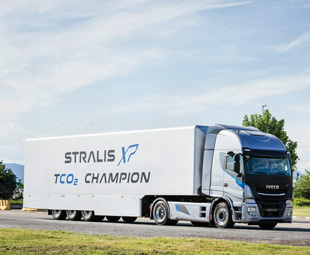 Iveco's New Stralis flagship range has undergone a complete mechanical and electrical redesign.