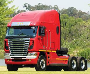 Freightliner's Argosy is the sole American forward-control model currently available to South African premium truck-tractor operators. How secure is its future?