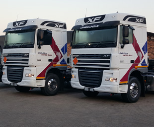 Built in Europe, customised for South Africa