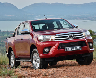 Hilux gets extra muscle