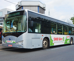 China's electric bus boom