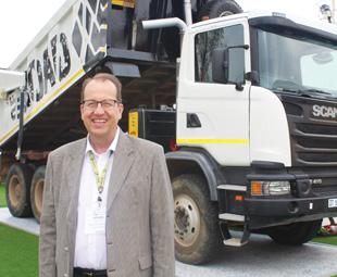 Raimo Lehtiö will drive Scania Southern Africa forward.