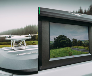 Vehicles of tomorrow from Nissan and Mercedes-Benz are just two examples of how drones could be integrated into typical daily commercial operations.
