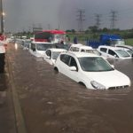 Dealing with flash floods