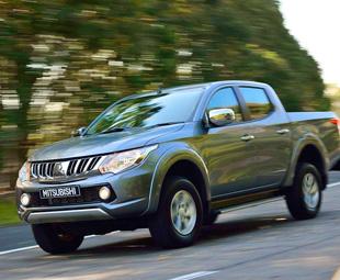 Mitsubishi teases new Triton