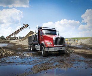 The association with Navistar International will give Volkswagen a solid base for participation in the North American truck market.