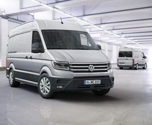 VW has developed a most impressive stand-alone Crafter, following its long-running van partnership with Mercedes-Benz.