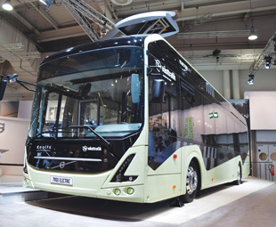 Volvo is convinced that electric buses will transform public transport.