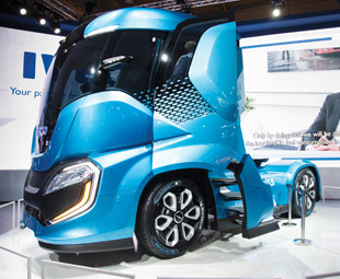 Iveco's marvellous concept truck.