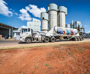 New kid on the cement block shakes up the industry