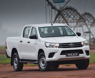 Hilux tops for 44 years