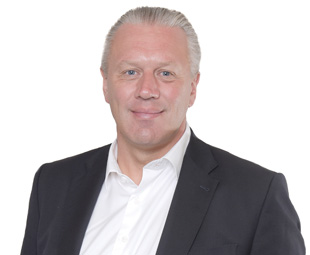 Anders Friberg, general manager vehicle sales and export.