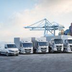 MAN will spearhead VW's light-to-medium truck campaign.