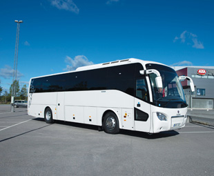 Scania's coach-building relationship with Higer is undoubtedly an image-booster for the Chinese bus industry.