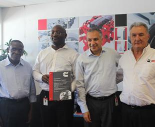 Cummins celebrates 70 years in Africa
