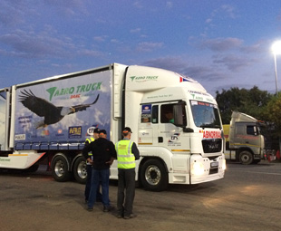 Lots of innovation at Truck Test 2017!