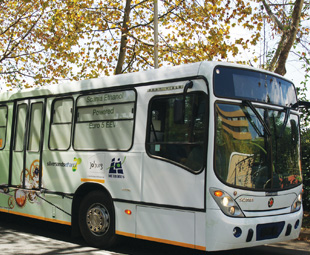 Scania turning south africa green