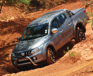 The new Triton impresses both off and on road. The wait has been long, but worth it.