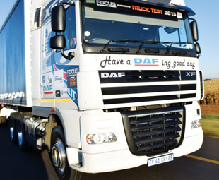 DAF hopes its XF105.460 will deliver a repeat performance of its 2015 results.