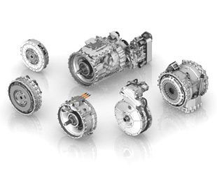 ZF threw its weight behind truck test as it prepares to introduce the TraXon range of gearboxes.