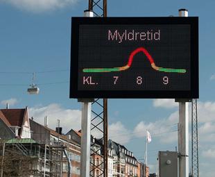 Using Bluetooth to improve traffic