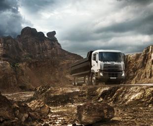 Truck market grows despite unrest