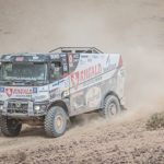 Renault takes the desert by storm