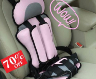 """Don't risk your child's life with cheap """"car seats"""""""