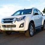 Two blinging bakkies