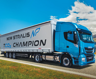 Iveco Madrid takes gold and Cummins and Eaton power up