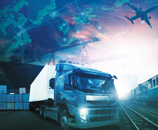Big data by the truckload