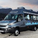 Iveco scoops Minibus of the Year award