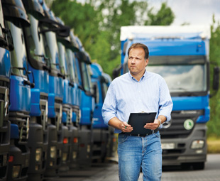 Giving the fleet manager his due