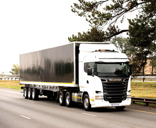 Tailor-made insurance for transporters
